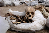 Mass grave south of Baghdad