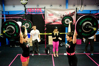 Barbells for Boobs 2014 at Downstate CrossFit